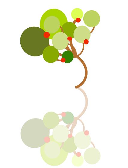 Disegniamo Un Albero Stilizzato Con Inkscape Csi Multimedia
