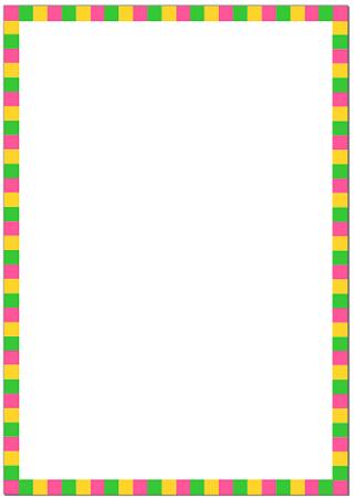 Buon 8 marzo con inkscape csi multimedia for Cornici per foto colorate
