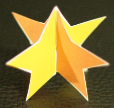 Stella Di Natale Tridimensionale.Decorazioni Natalizie Tridimensionali Con Inkscape Csi Multimedia