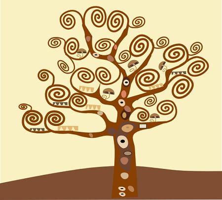 Un Albero In Stile Klimt Con Inkscape Csi Multimedia