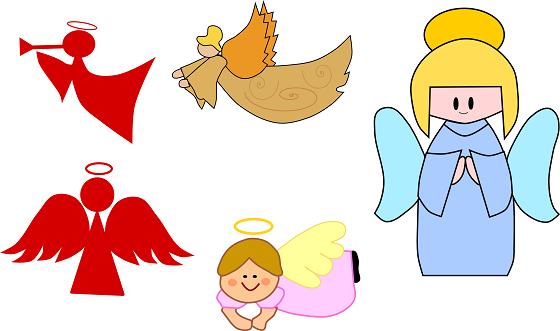 Immagini Angioletti Di Natale.Angioletti Di Natale Con Inkscape Csi Multimedia