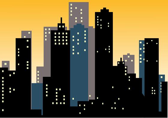 Skyline con inkscape csi multimedia for Software di progettazione di edifici domestici