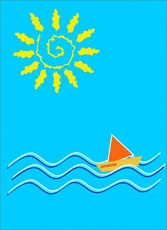 Sole E Mare Con Inkscape Csi Multimedia